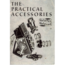 Rolleiflex practical accessories rolleicord brochure