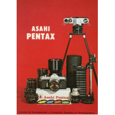 Asahi pentax lenses accessories photography system info