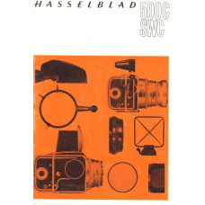 Hasselblad 500c swc products range accessory info